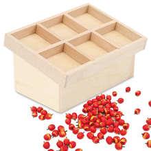 Dollhouse-Decoration-Accessories Furniture Shelf-Rack 1:12-Doll-House Fruits