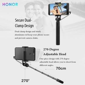 Image 3 - כבוד Selfie מקל לייט להארכה חצובה קומפקטי נייד טלפון מצלמה Stablizer עבור HUAWEI סמסונג Xiaomi Oneplus Oppo רינו