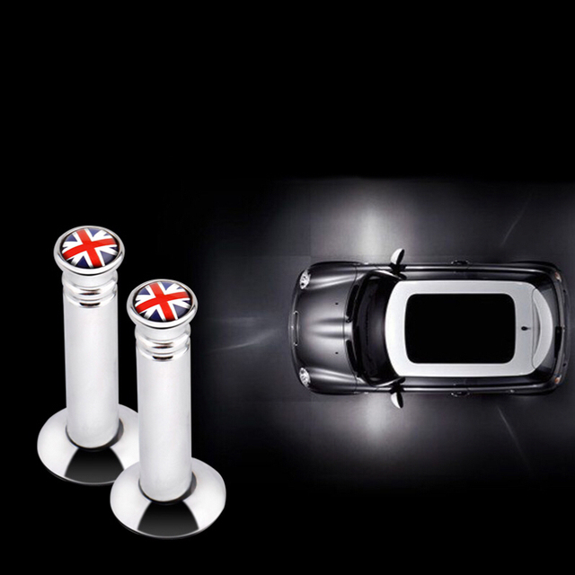 Car door pin lock interior accessories for Mini Cooper S one clubman countryman R55 R56 R57