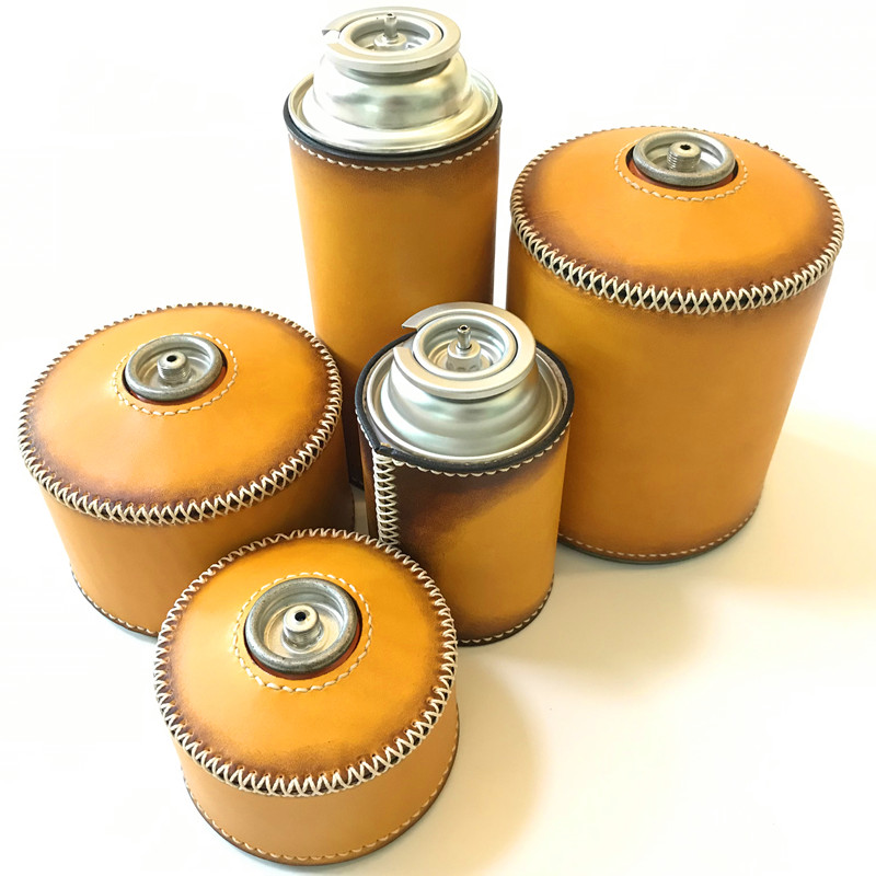 Vegetable Tanned Leather Cb Od Gas Tank