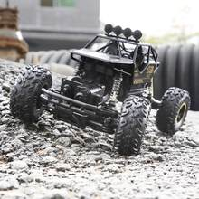 Christmas Gifts 1:16 Remote Control Car 4Wd Off-Road Racing Monster Truck Toy High Speed Rc Car Kids Children Toys Cool(China)