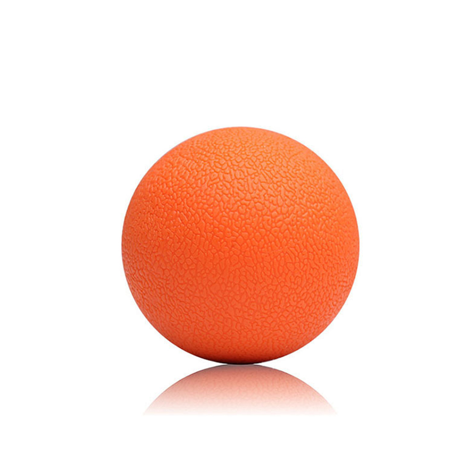 TPE Solid Hardness Massage Balls Relax Relieve Fatigue Fitness Gym Training Massage Lacrosse Ball Body Hockey Ball Fascia Ball