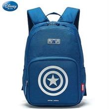 Disney marvel captain america school bags for boys large cap