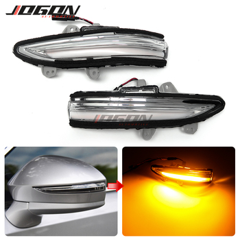 For Toyota Crown 2013-2018 S210 4th. Car Rear View Mirror LED Dynamic Turn Signal Light Side Wing Sequential Indicator