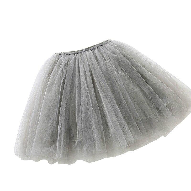 Hohe Qualität Mädchen Schöne Ballkleid Mesh Rock Mädchen Tutu Rock Pettiskirt Mädchen Dance Röcke für 3-8 Jahre kinder Röcke CA017