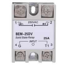 цена на Solid State Relay DC Control AC High Temperature Resistant Solid State Relay Module DC Control AC Relay