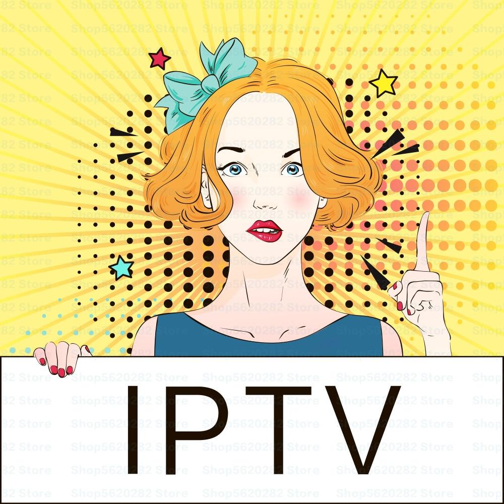 Spain Spanish IPTV Subscription Hot Xxx IP TV Germany Sweden Norway Greek Italy Poland Portugal Belgium IPTV M3u Android TV Box