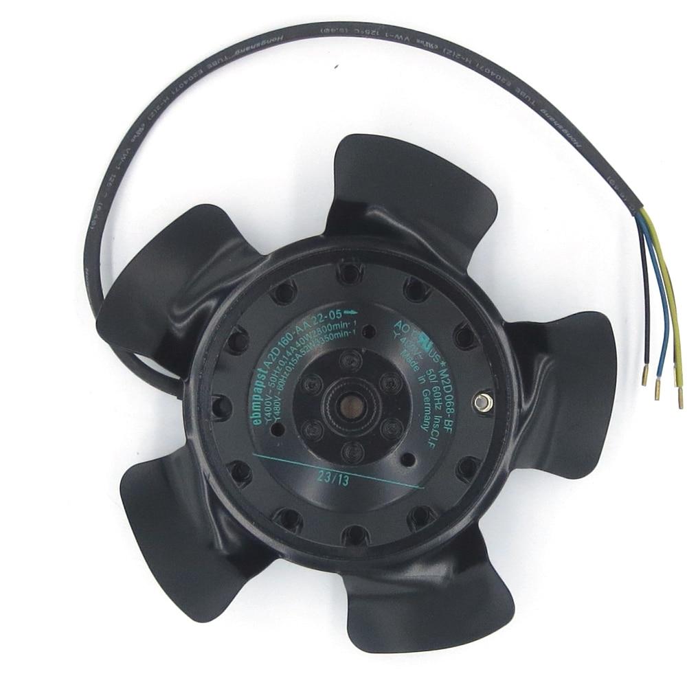 A2D160-AA22-05 Germany Ebmpapst Imported Fan Siemens Motor Fan
