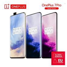 OnePlus 7 Pro Global Version Unlock Phone Smartphone 48 MP Camera Snapdragon 855