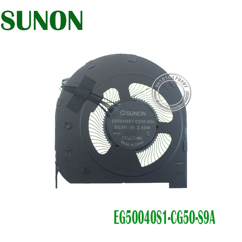 New for HP spectre13-V  CPU and GPU cooling fan cooler Two Fans 855630-001