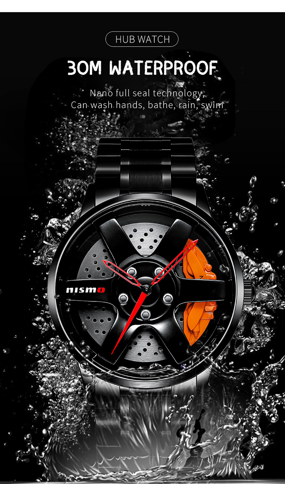 Nissan GT-R Watch