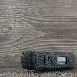 Image 5 - واقية ل Voopoo فينشي 40 واط المضادة للانزلاق سيليكون الجلد غطاء للكم التفاف جل شل جل جراب سيليكون الضميمة