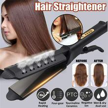 Расческа выпрямитель для волос Профессиональный 4 Скорость термостат