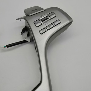 Image 2 - ل مازدا 6 GH مازدا 6 عجلة القيادة التحكم زر التحول اختيار مثبت السرعة الصوت التحكم في مستوى الصوت التبديل G33E 66 4M0C
