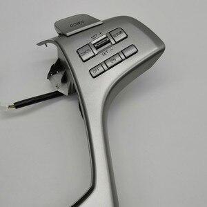 Image 2 - For Mazda 6 GH Mazda 6 steering wheel control button Shift pick Cruise control audio volume control switch G33E 66 4M0C