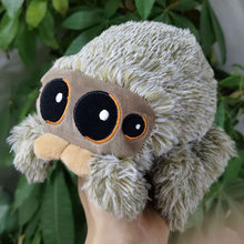 16CM high Quality LUCAS The Spider Plush Toys Soft Cute Animal Spider stufffed Toy Gifts For Kids