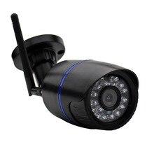 Cámara IP inalámbrica con cable de 1080P CamHi, Wifi, IP, para exteriores, 720P, Onvif, ranura para tarjeta SD, alarma de detección de movimiento para seguridad del hogar CCTV