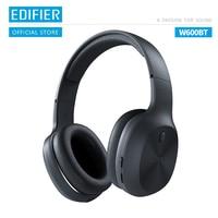 EDIFIER W600BT Drahtlose Bluetooth Kopfhörer Bluetooth 5,1 bis zu 30hrs Wiedergabe Zeit 40mm Treiber Hände-Freies Headset