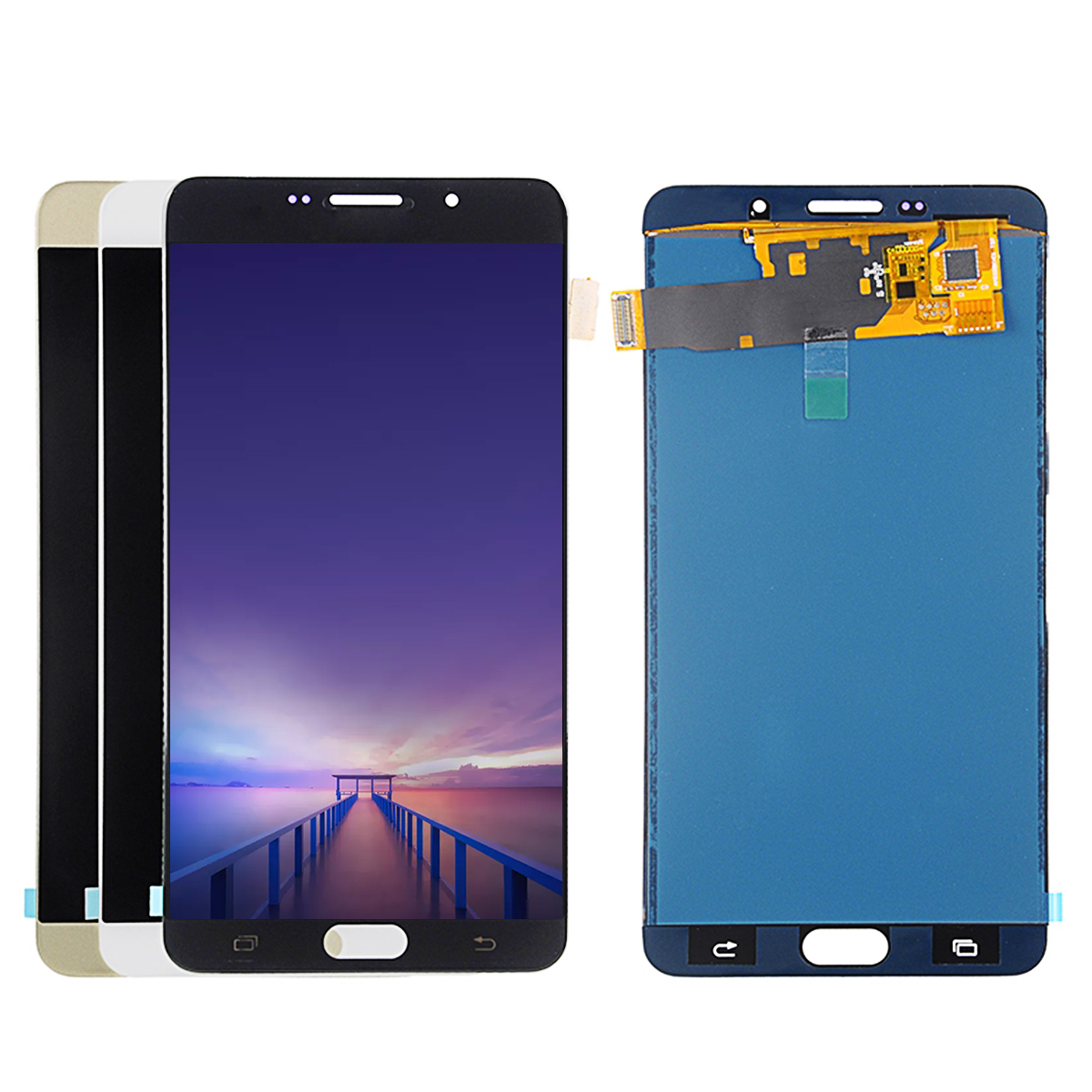 For SAMSUNG GALAXY A9 Pro LCD 2016 A910 A9100 A910F Display Touch Screen Replacement For SAMSUNG A9 Pro A910 LCD Display