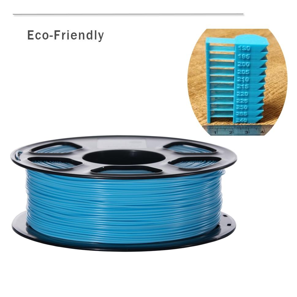 fibra de carbono 3d material plástico para impressora 3d e caneta 3d