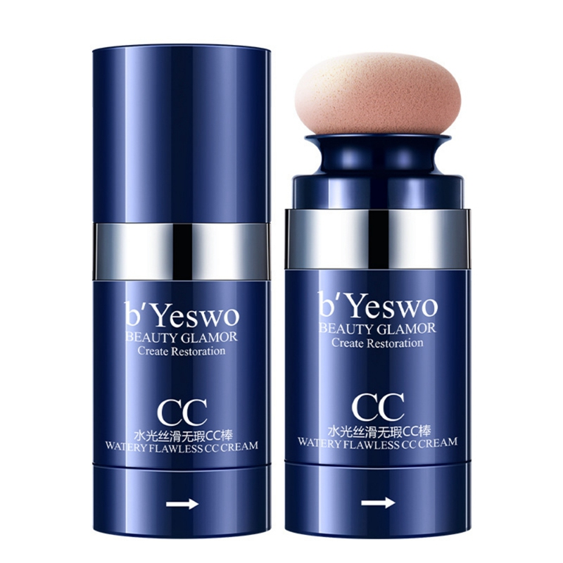 Waterproof Moisturizing Brighten Skin Tone Cover Blemishes CC Cream Air Cushion CC Cream
