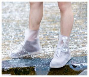 Image 4 - Zaofeng przenośne antypoślizgowe buty przeciwdeszczowe zestaw wysokiej rurki wodoodporne antypoślizgowe odporne na zużycie bezszwowe szwy