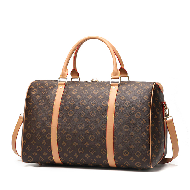 Travel Bags Men Hand Luggage Suitcase Duffle Bags Luxury Famous Brand Designer Large Capacity Travel Totes Women's Shoulder Bags 5