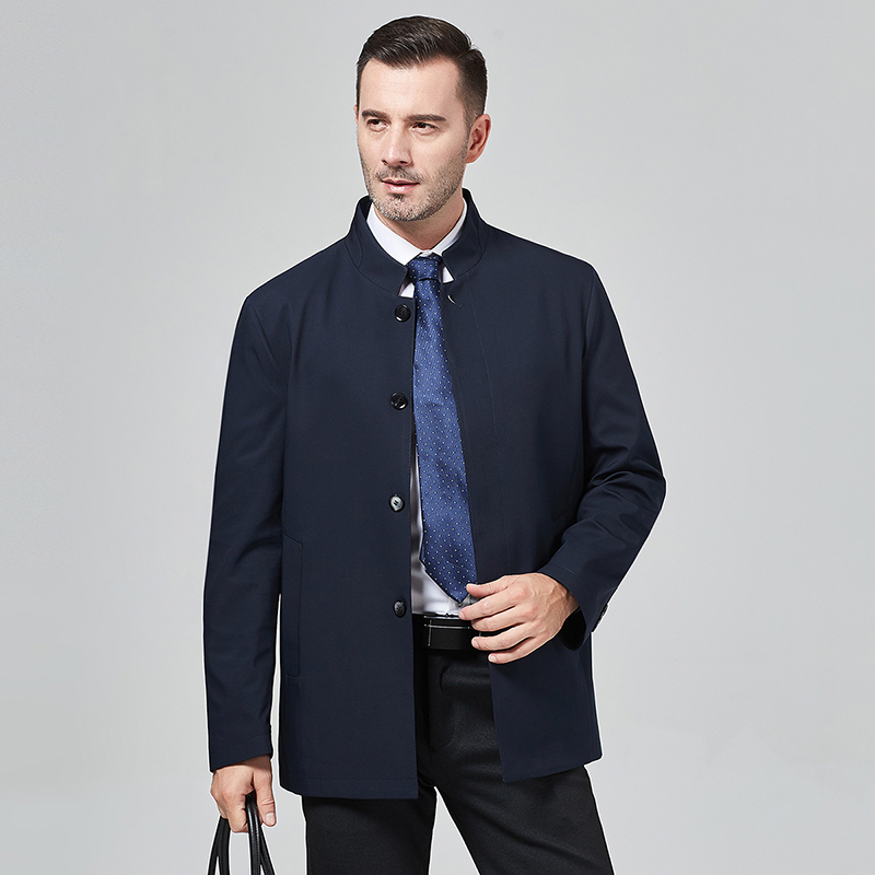 Jackets Mens Green Long Coats