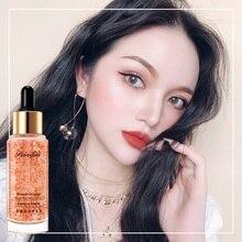 Blood Orange Moisturizing Serum Hydrating Firming Skin Brighten Skin Color Anti-aging Face Essence недорого