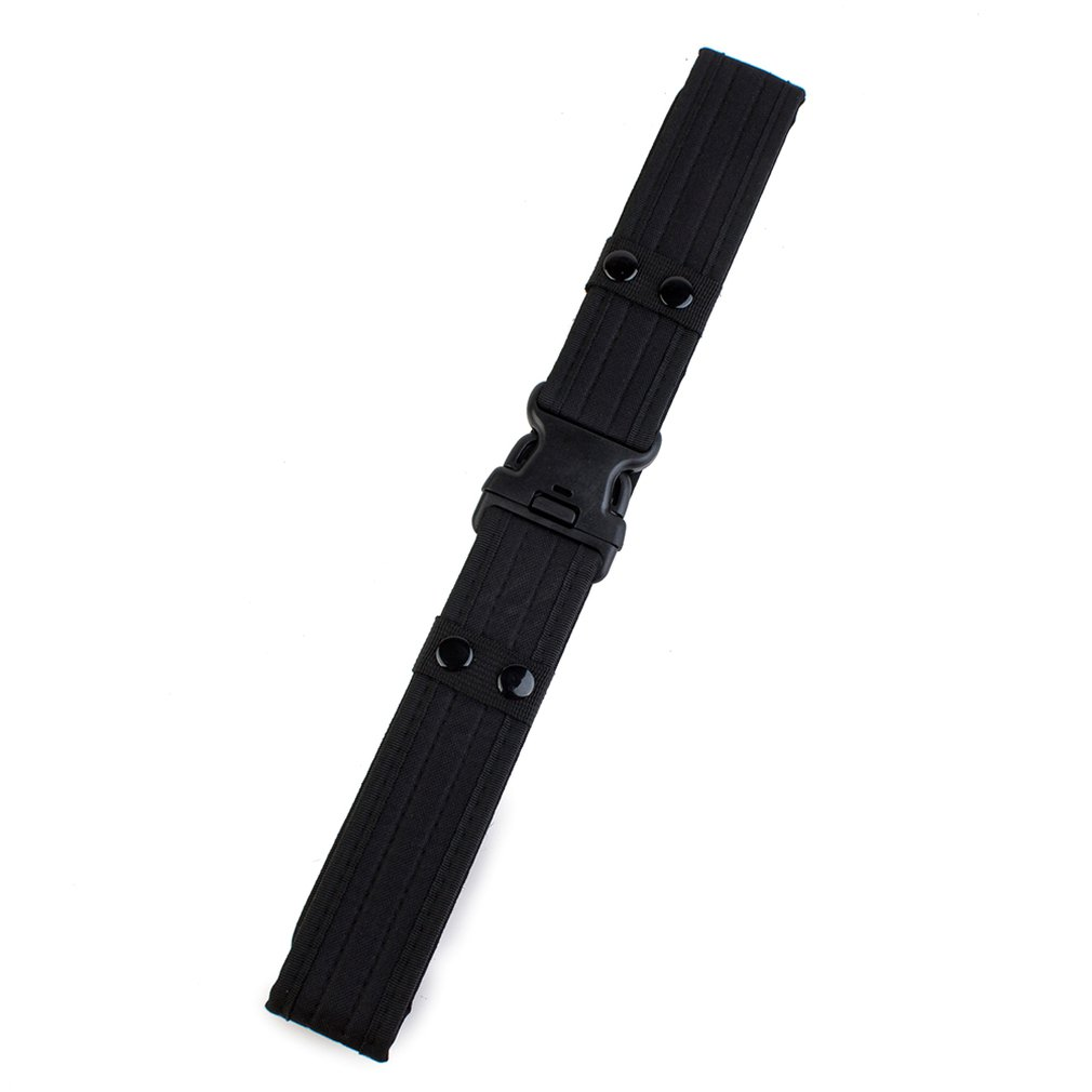 New Combat Canvas Duty Tactical Sport Belt With Plastic Buckle Army Military Adjustable Outdoor Fan Hook Loop Waistband;