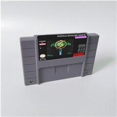 Image 5 - Jeux Super série metroisé Super zéro missionné Phazon hacker Justin Bailey Impossible carte de jeu RPG Version américaine batterie économiser