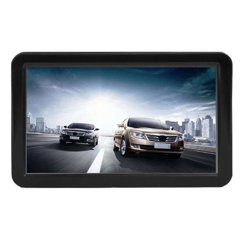 9 pouces 256 mo + 8G Navigation GPS écran tactile Portable navigateur GPS