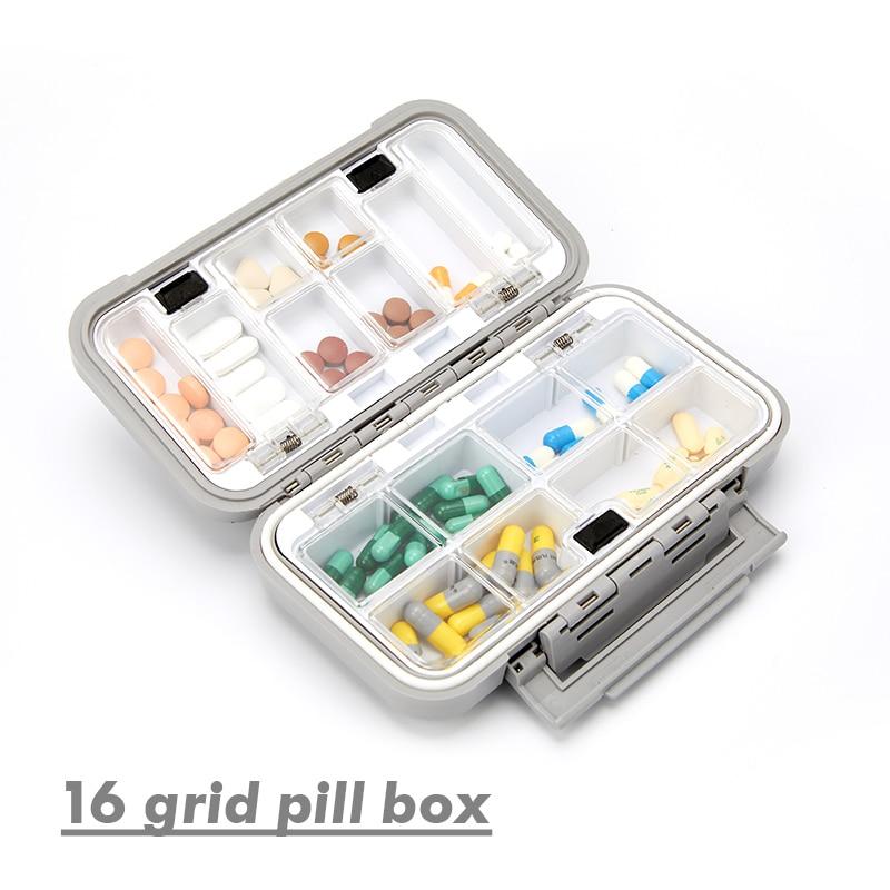 Large Size Medicine Pill