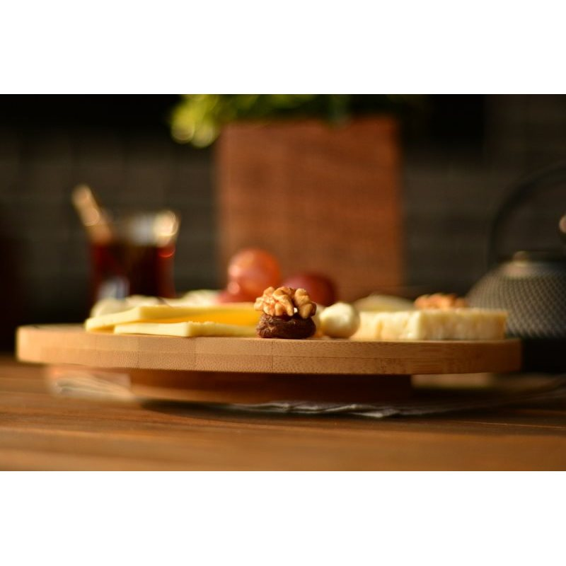 Gasiago Rotating Cheese Plate|Kitchen Gadget Sets|Home & Garden - title=