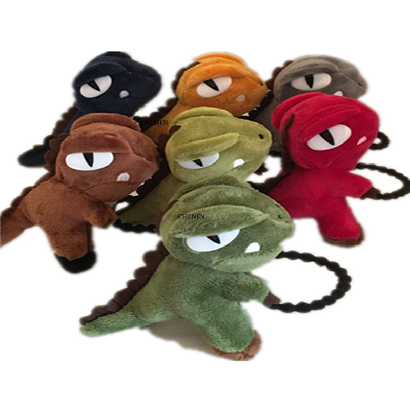 Multi, Colors , 10CM Dinosaur Stuffed Plush Doll , Gift Hair Decoration Small Toy Stuffed & Plush Animals  - AliExpress