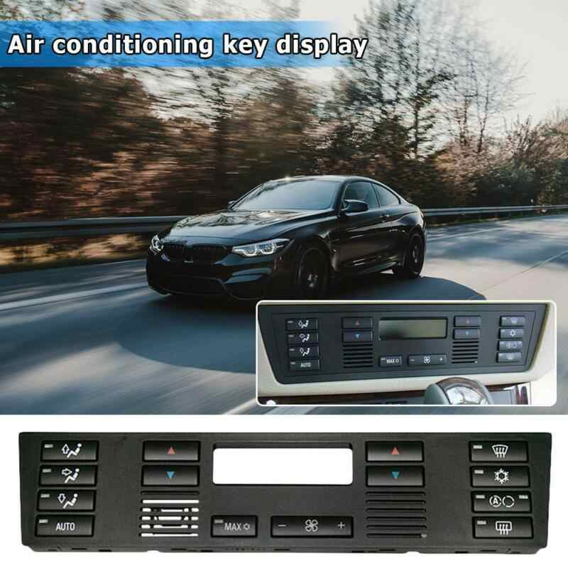 14x CLIMATE RADIO CONTROL SWITCH BUTTONS COVER FOR BMW E39 E53 X5 64116915821