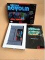 Игры 16 бит ** Captain Novolin (версия США! Коробка + руководство + картридж!