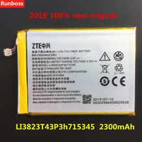 Batterie d'origine 2000mAh LI3820T43P3h715345 pour ZTE Grand S Flex/pour ZTE MF910 MF910S MF910L MF920 MF920S MF920W + batterie