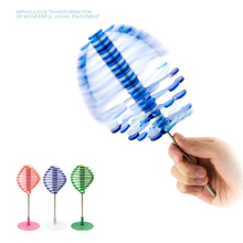 Pressure Reduction Fun Creative Gifts Spinning Lollipop Rotary Toys Stress Relief Funny Fidget Twirl Desk Decoration