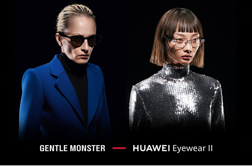 HUAWEI X GENTLE MONSTER Eyewear II – HUAWEI Россия