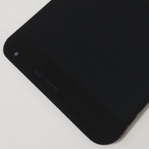 """Image 5 - 5.5 """"oryginalny LCD do Meizu M1 uwaga wyświetlacz LCD z ekranem dotykowym Digitizer do Meilan Note M463U montaż telefonu komórkowego z częściami ramy"""