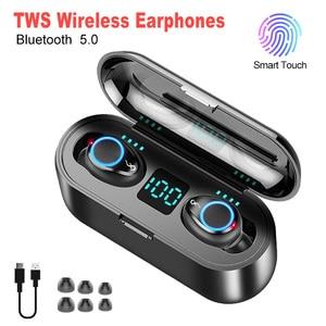 Touch Wireless Earphones Bluet