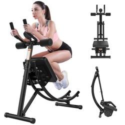 Beauty Waist Shaper Trainer Machine Workout Equipment for Home Gym Roller Glider Fitness Equipment Sentmoon Abdominal Training
