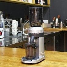 Итальянская кофемолка электрическая кофемолка эспрессо электрическая мельница 25 файлов регулируемая толщина