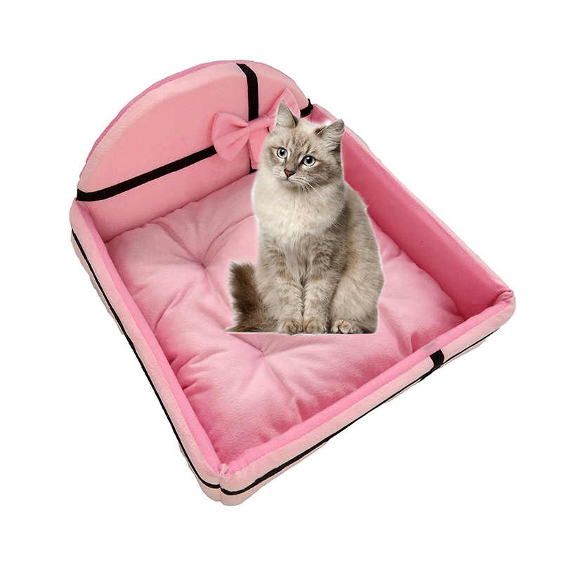ホット販売犬のベッドの寝心地犬の巣通気性ベッド子犬猫ソフトペットベッド暖かい犬アクセサリーベストセラーペット用品