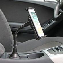 Auto Tasse Basis Telefon Supporter 360 Grad Dreh Flexible Telefon Halter Tür Montieren Tasse Halter Tasse Flasche Können Halter