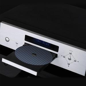 Image 5 - פחמן סיבי קלטת דיסק מחצלת בסיס כוונון כרית HiFi אודיו פטיפון מכונה אנטי הלם הלם בולם רטט