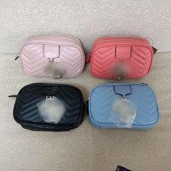 New ladies fashion diagonal bag waist bag multifunctional small square bag chain female bag