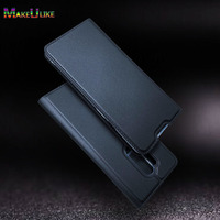 Funda delgada con tapa para Oneplus 8 Pro 8Pro, Funda de cuero PU para teléfono magnético Oneplus 7 7T Pro 6 6T 5 5T