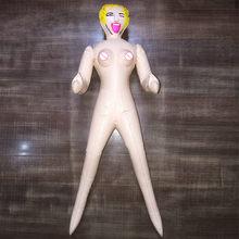 66cm Sex Toys for Men Vagina Anus Mini Sex Doll,Realistic Blow Up Doll for Male Masturbator,Adult Party Inflatable Pussy(China)